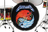METALLICA Miniature Drum Set