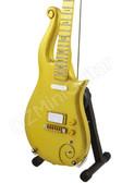 Miniature Guitar PRINCE Cloud Gold
