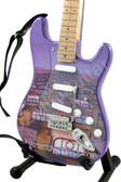 Miniature Guitar Art Series PINK FLOYD A Momentary Lapse of Reason