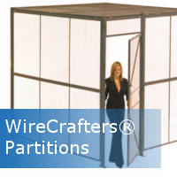 WireCrafters Partitions Cages and More