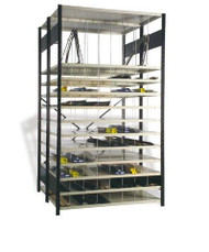 Price and part number are for an Add-On Unit which only includes 1 upright, Starter Unit Shown
