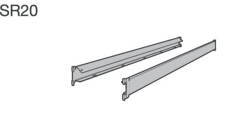 For use only on Rousseau shelving items