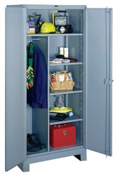 1121 Lyon Heavy Duty Combination Storage Cabinet