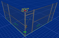 WireCrafters Welded Wire Partitions
