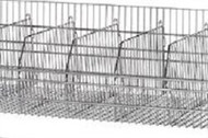 DSK24 Post Basket Divider 24""
