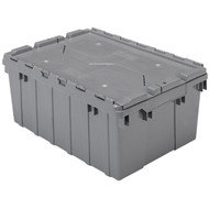 39120 Attached Lid Container 12 Gallon