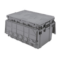 39170 Attached Lid Container 17 Gallon