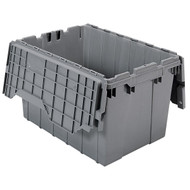 39175 Attached Lid Container 17-1/2 Gallon