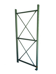 "UT36096-NDCT Speedrack Pallet Rack Upright 36""x96"""