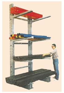 MECO Cantilever Rack