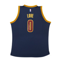 KEVIN LOVE Signed Cleveland Cavaliers Swingman Alternate Jersey UDA.