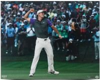 "RORY McILROY Autographed ""Magic Moment 2014 PGA"" 16 x 20 Photograph UDA LE 100"