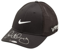 RORY McILROY Autographed Black Nike Hat UDA LE 25