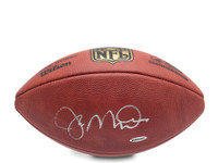 JOE MONTANA AUTOGRAPHED AUTHENTIC WILSON FOOTBALL UDA