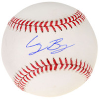 CODY BELLINGER Los Angeles Dodgers Autographed MLB Baseball FANATICS
