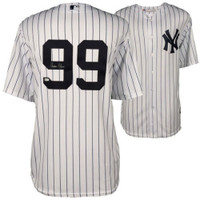 AARON JUDGE Autographed New York Yankees Home Jersey FANATICS