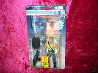 TERMINATOR 2 MELTDOWN Action FIGURE New on Card z