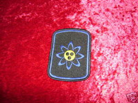 Star Trek PATCH SCIENCES Fan Produced STARFLEET z