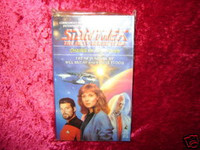 Star Trek Next Generation NOVEL #21 CHAINS of COMMAND Book z