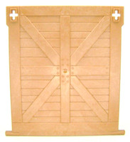 Playmobil 3666 Castle Parts DRAWBRIDGE DOOR Bridge Gate Kings Medieval Knights bcg