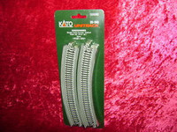 """Kato 20540 N UNITRACK CURVED VIADUCT R15"""" 30 Degree New Z"""