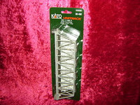 "Kato 20432 N UNITRACK SINGLE TRUSS BRIDGE GRAY 9-3/4"" Z"