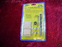 "DOWELING ACCESSORY SET 5/16"" 27 Pc Tools Carpentry i"