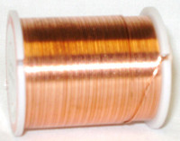 COPPER WIRE 20 GAUGE 10 Yd Make Cable Spools O G Scale Train z