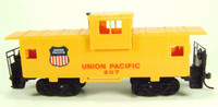 Bachmann HO CABOOSE UNION PACIFIC UP YELLOW Train Car New z