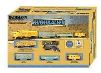 Bachmann 24002 N HIGHBALLER TRAIN SET Union Pacific z