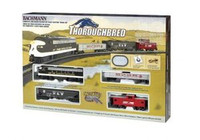 Bachmann 00691 HO THOROUGHBRED Train Set NS EZ Track bcg