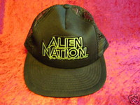 ALIEN NATION HAT Adjustable Excellent Condition