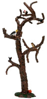 "Lemax 74599 CREEPY TREE 12"" Spooky Town Retired Halloween Decor Accessory bcg"