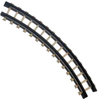 Lemax 14453 CURVED TRACK FOR SPOOKY TOWN EXPRESS Train Halloween Decor bcg