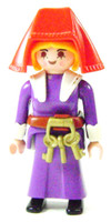 Playmobil 3666 Castle Parts FIGURE PRINCESS CHASTITY Kings Medieval Knights bcg