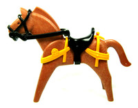 Playmobil 3666 Castle Parts HORSE & ACCESSORIES Kings Medieval Knights Vintage bcg