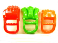 HAND CLAW PAW SAND SCRAPER SET of 3 Beach Toys Sandbox Summer Fun Outdoor Scoop bcg