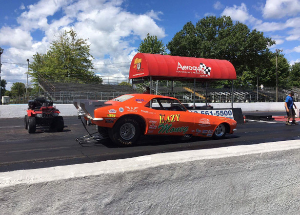 Come See Us This Weekend At Milan Dragway!