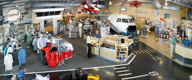WingBossTF Travel Apparel Is Now Available In Banyan Pilot Shop Located On Ft. Lauderdale Executive Airport (FXE)