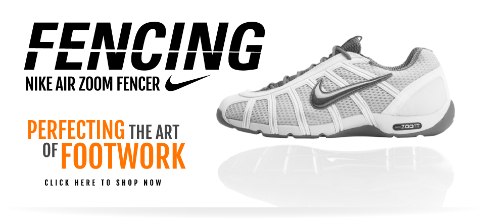 Nike Air Zoom Fencer Shoe
