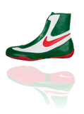 Nike Machomai Mid Green / White / Red