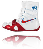 Nike HyperKO White / Royal / Red