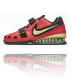 Nike Romaleos 2 Weightlifting Shoes Varsity Red / Gold / Black