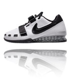 Nike Romaleos 2 Weightlifting Shoes White / Black
