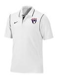 Nike Dri Fit Polo USAW White