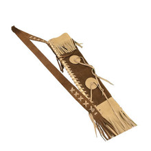 Summit Native American Back Quiver