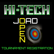 Hi-Tech Archery JOAD Open Tournament Registration