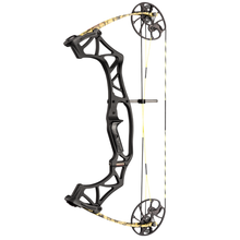 Hoyt Klash Compound Bow - Yellow Hornet