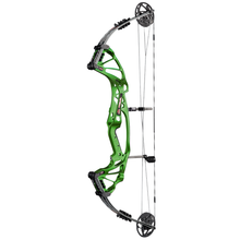 Hoyt Prevail FX Compound Bow - Green (Matte Finish)