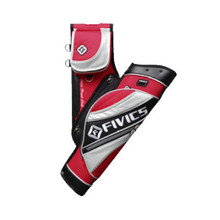 Fivics Accendo Tournament Quiver - Red